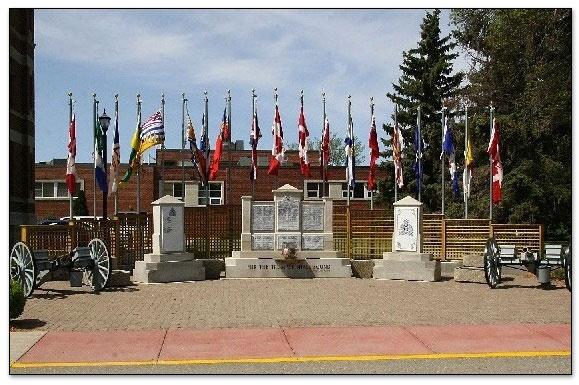 Depot Memorial