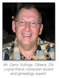 Mr. Gerry Vullings