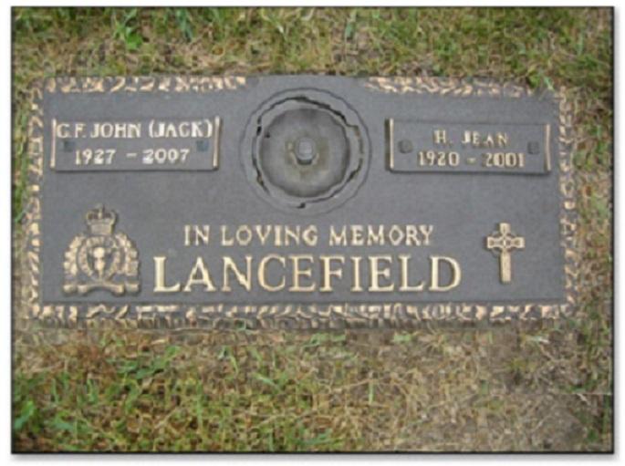 S/Cst. Lancefield
